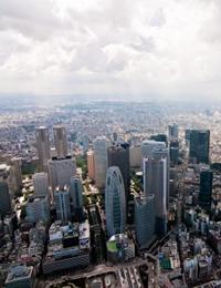 建造物の俯瞰図