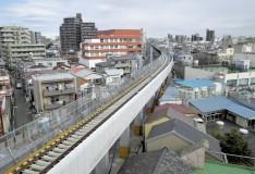 京成電鉄押上線(押上・八広間)の連続立体交差事業