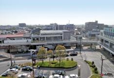 新京成電鉄北習志野駅舎(1)