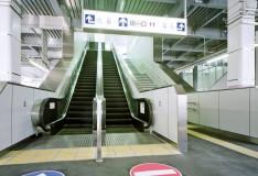 新京成電鉄北習志野駅舎(2)