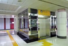 空港第2ビル駅エレベーター設置