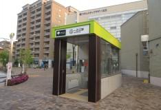 新宿線一之江駅エレベーター設置及び耐震補強土木・建築その他工事