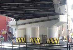 第3号橋梁及び放射第11号線架道橋(日暮里~新三河島間)剥落対策工事