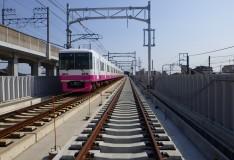 新京成線(鎌ヶ谷市)連続立体交差事業に伴う第5工区土木関係その20工事
