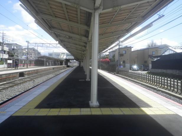 京成建設株式会社:東中山駅ホー...